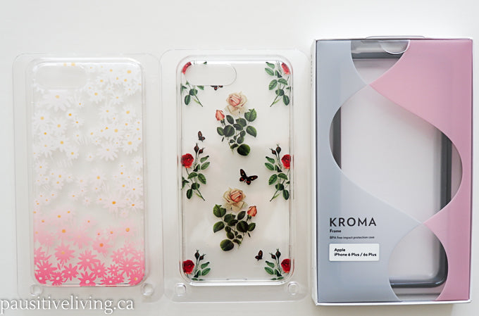 Pausitive Living: Kroma BPA Free iPhone Case