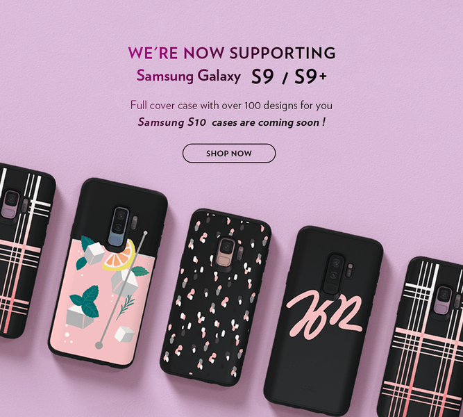 Now Offering Samsung Cases!
