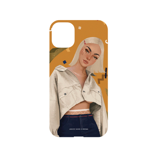 kroma, iPhone XR case, bpa free, Janice Sung