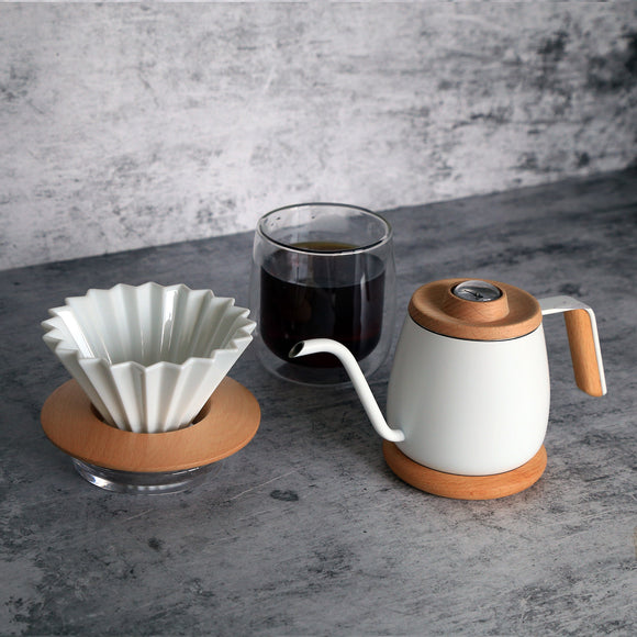 TAMAGO pour over coffee kit-premium set