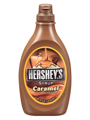 Hershey's Caramel Syrup (624g)