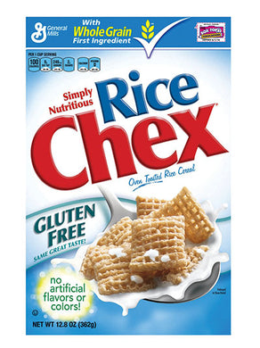 General Mills Chex Rice Cereal (363g)