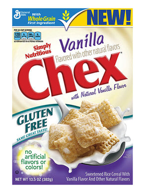 General Mills Chex Vanilla Cereal (383g)