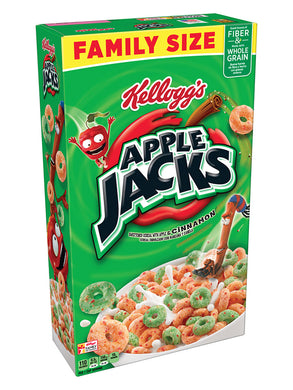 Kellogg's Apple Jacks Cereal (550g)