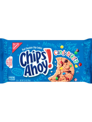 Chips Ahoy Candy Blasts Chocolate Chip Cookies (352g)