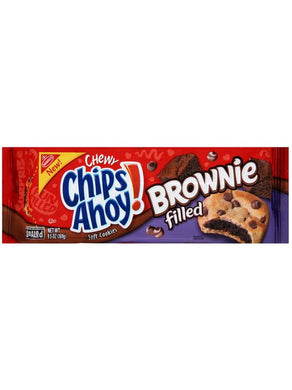 Chips Ahoy Brownie Filled Soft Cookies (269g)