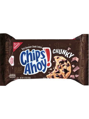 Chips Ahoy Chunky Chocolate Chunk Cookies (333g)