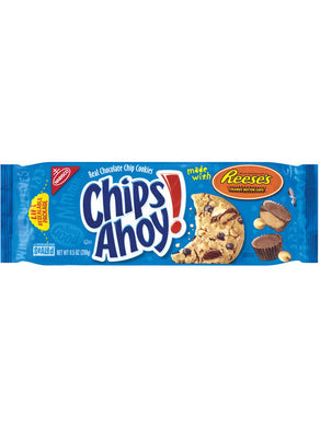 Chips Ahoy Chocolate Chip with Reese's Cookies (269g)