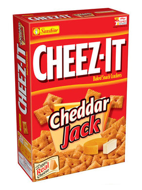 Cheez-It Cheddar Jack Baked Snack Crackers (352g)