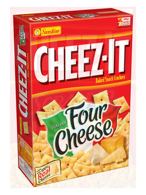 Cheez-It Italian Four Cheese Baked Snack Crackers (352g)