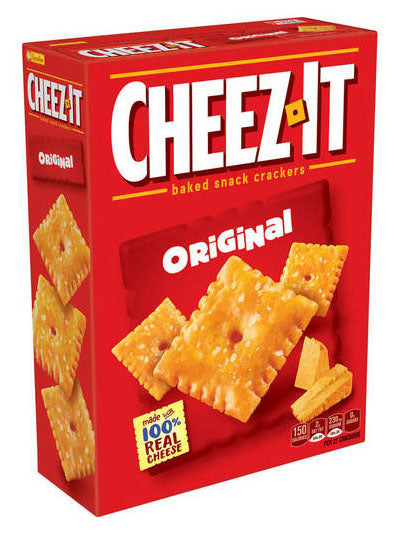 Cheez-It Original Baked Snack Crackers (352g)