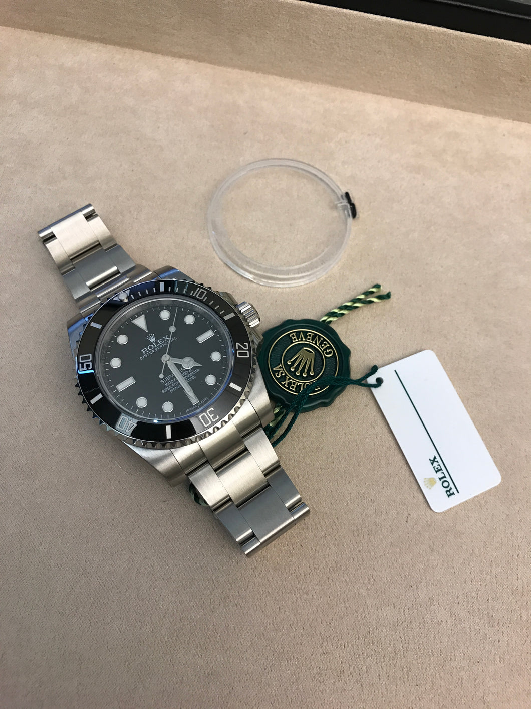 Rolex Submariner No Date Stainless Steel
