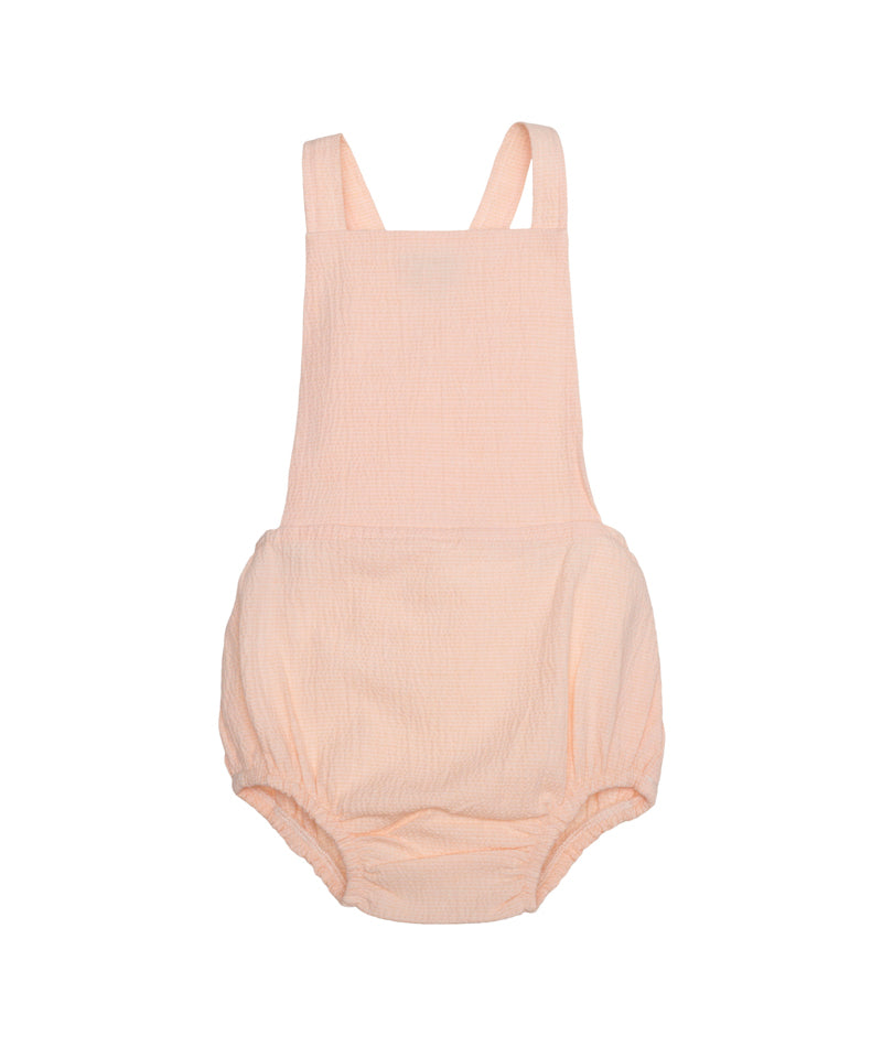 Otto Romper- Coral colour (SALE! 50% OFF!)