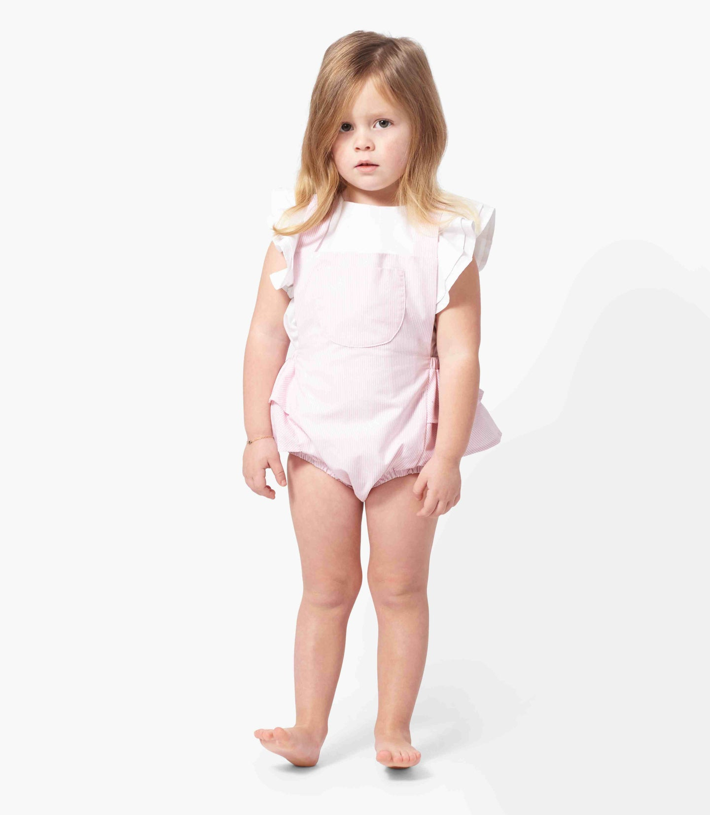 Cotton Candy Romper- LAST ONE 18 months!