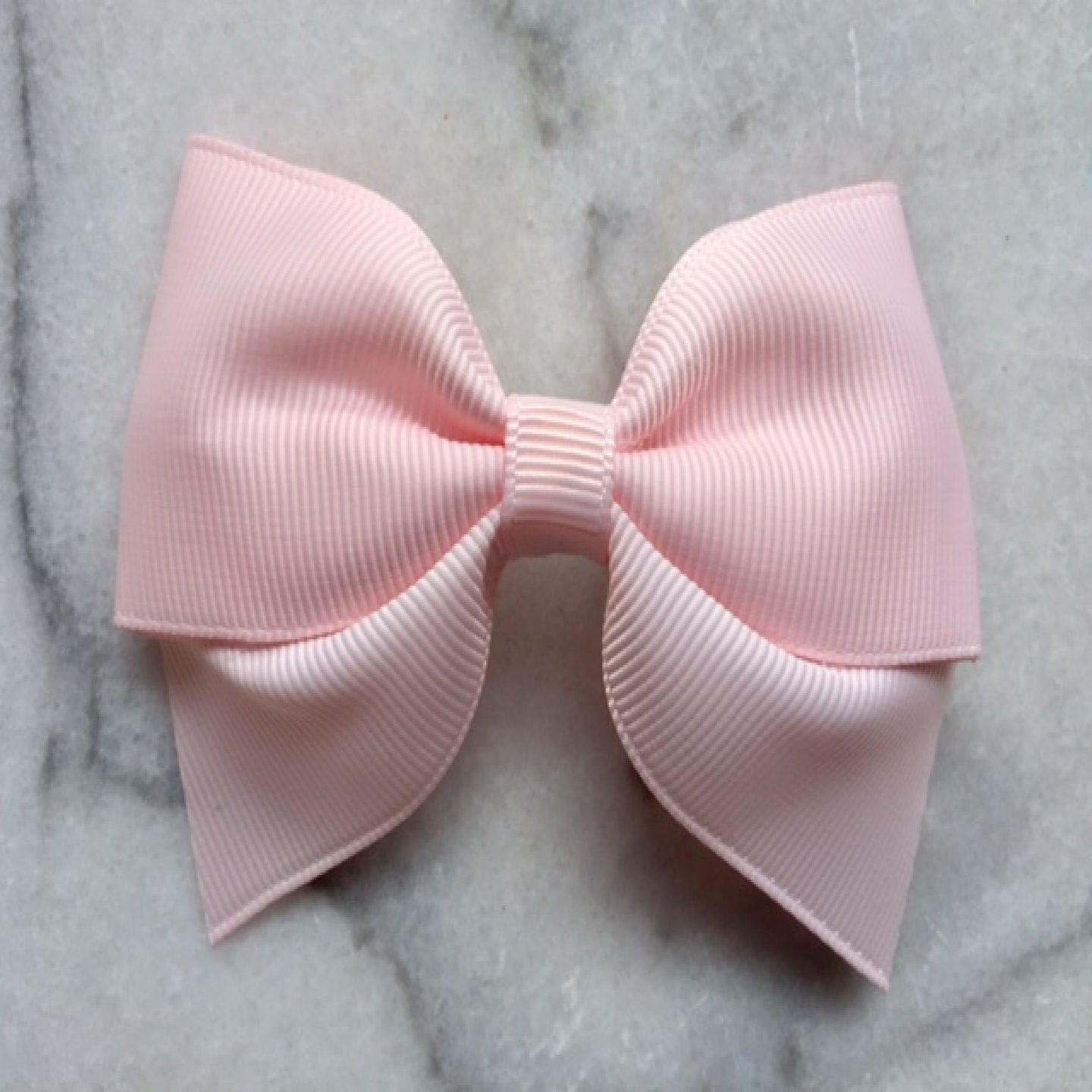 Abby Bow - Powder pink