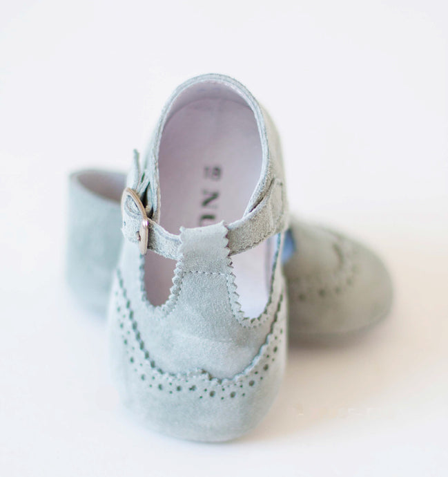 Brogue Baby Shoe - UNISEX