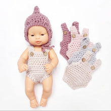 Miniland Doll  -  Asian Baby Girl  , 32 cm     (UNDRESSED)