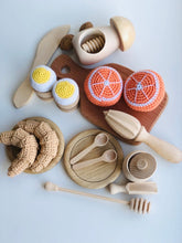 """French Breakfast"" Wooden Toys Set"