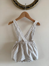 Sweet and classic design dungarees made with the most amazingly soft high quality corduroy. Romper