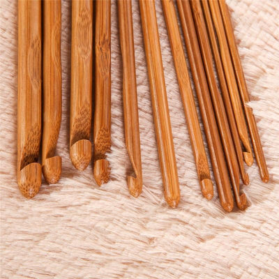 NEW Bamboo Knitting Tools