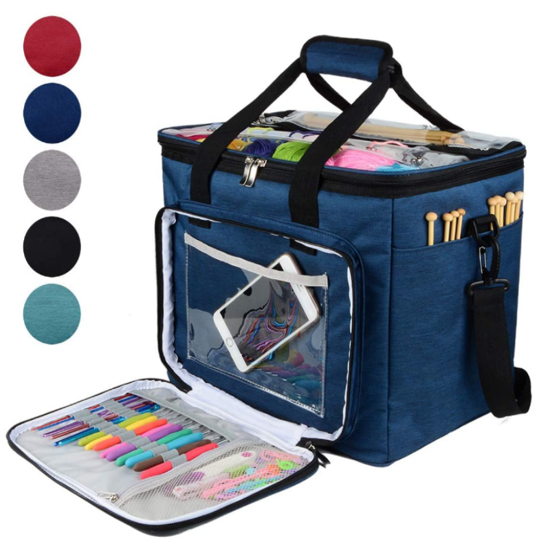 CraftsCapitol™ Premium Knitting Bag