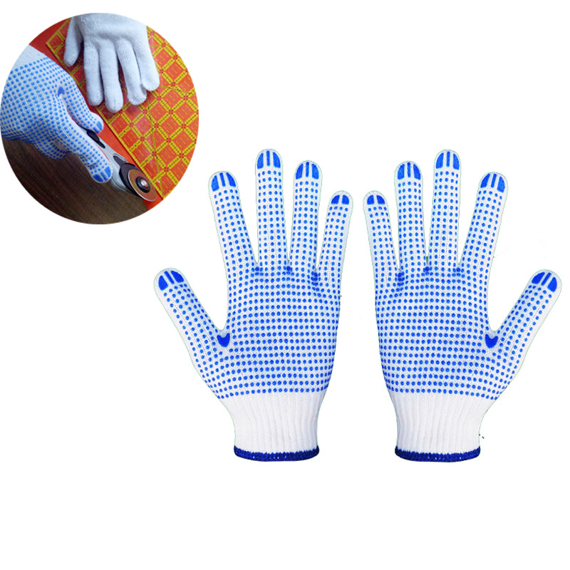 CraftsCapitol™ Premium Grip Gloves for Free Motion Quilting