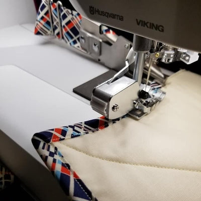 CraftsCapitol™ Premium Quilting Binder Attachment (For Industry Machine)