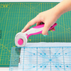 CraftsCapitol™ Premium Safety Rotary Cutter
