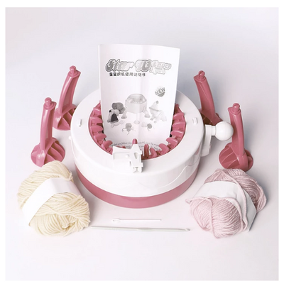 CraftsCapitol™ Premium Needles Knitted Machine