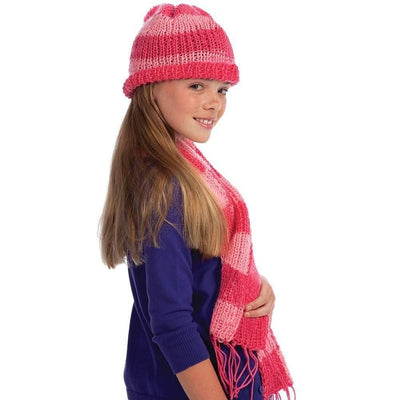 YarnCo™ Hats Scarves Loom Knitting Machine