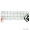 CraftsCapitol™ Premium Upgraded Iron Ruler [2010][3010]