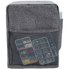 CraftsCapitol™ Premium Sewing Machine Dust Cover with Storage Pockets