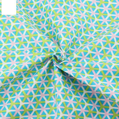 CraftsCapitol™ Premium Floral Cotton Fabric Pack 3PCS [40CM*50CM]