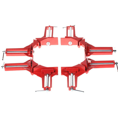 "CraftsCapitol™  4"" Multifunction 90 Degree Clamps"