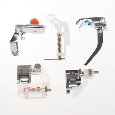 CraftsCapitol™ Premium Sewing Machine Presser Foot Set