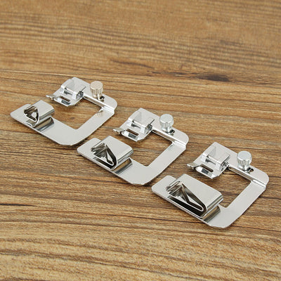 CraftsCapitol™ Premium Wide Binding Foot Set [3PCS]