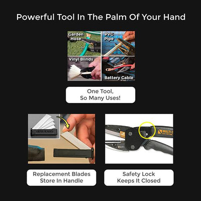 CraftsCapitol™ Premium Super-Cut Power Tool