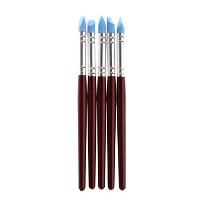 Unparalleled 5Pcs Pottery Clay Tools