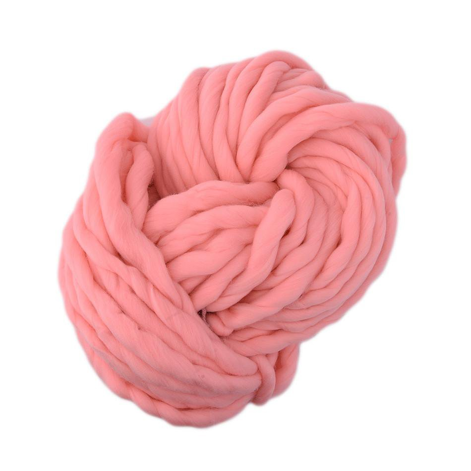 CraftsCapitol™ Premium Super Thick - Roving Bulky Wool