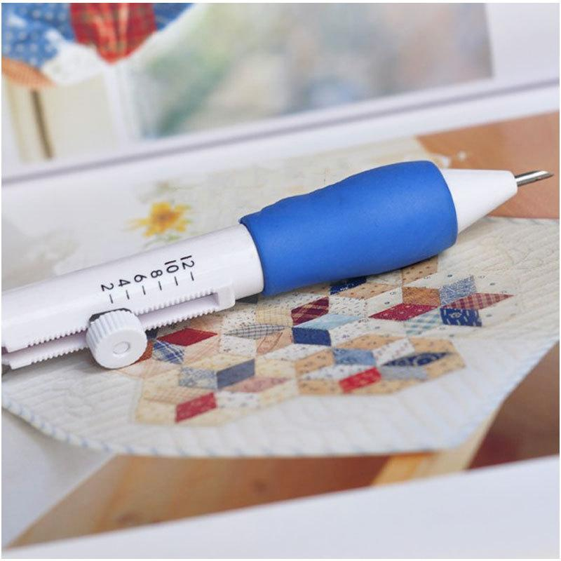 CraftsCapitol™ Premium Embroidery Stitching Punch
