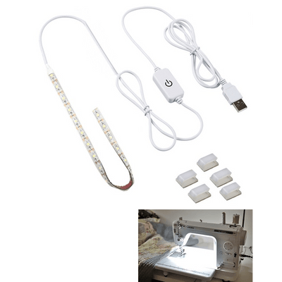 CraftsCapitol™ Premium Sewing LED Light Easy Strip