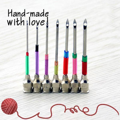 CraftsCapitol™ Premium Needle Punch Embroidery Set