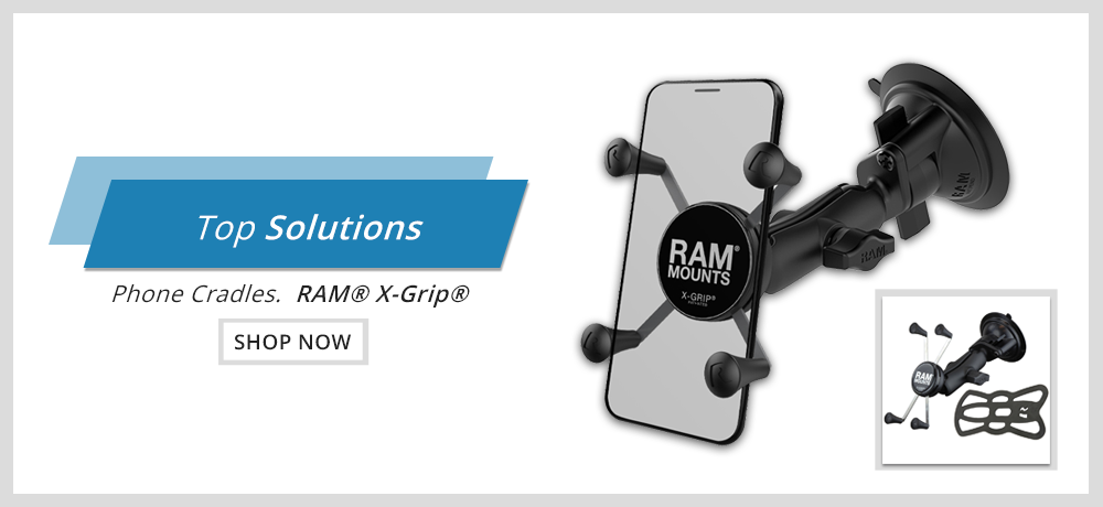 RAM Top Solution - RAM Mounts - Mounts NZ