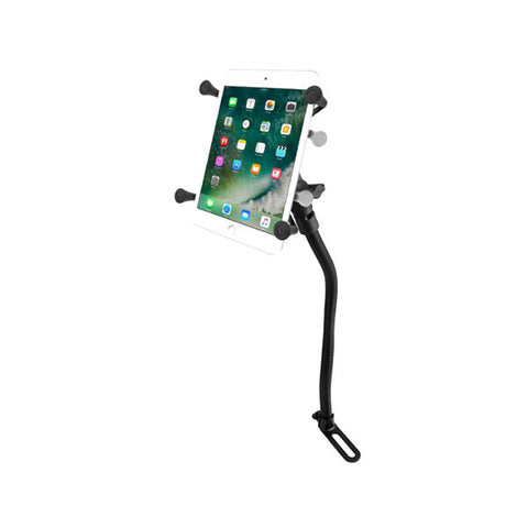 "RAM Pod No-Drill™ 7"" Tablets Mount w/ Universal X-Grip® Cradle (RAM-B-316-1-UN8B) - Image1"