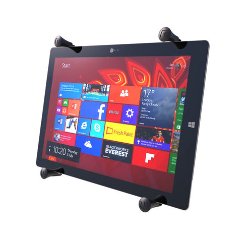 "RAM X-Grip® Universal Cradle for 12"" Tablets (RAM-HOL-UN11U) - Image1"