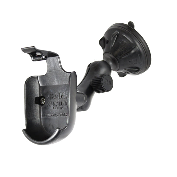 RAM Composite Twist-Lock Suction Cup Mount for SPOT IS Satellite GPS Messenger (RAP-B-166-2-SPO2U) - Mounts NZ - RAM Mounts New Zealand