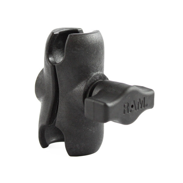 "RAM Composite Short Double Socket Arm for 1"" Balls  (RAP-B-201-A) - Image1"