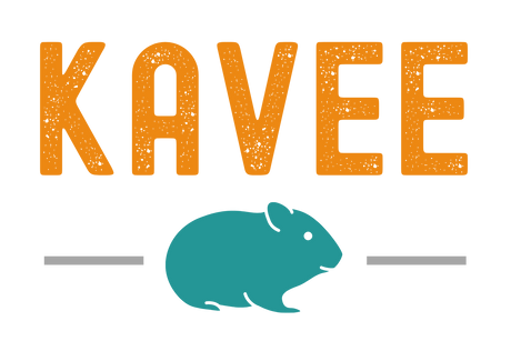 logo kavee transparent background cavy cage C&C c and c france