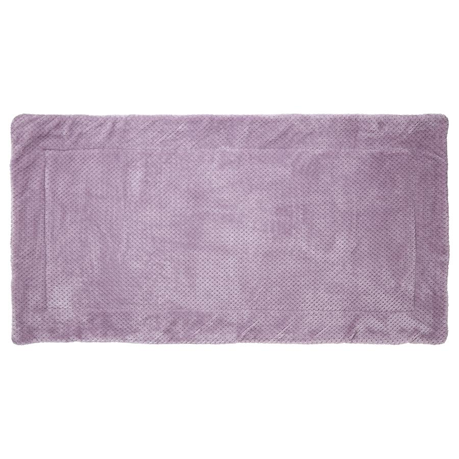 tapis polaire cochon d'inde cobaye lapin 4x2 Lilas Rose cavy c&C cage kavee