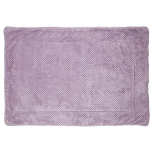 tapis polaire cochon d'inde cobaye lapin 3x2 Lilas Rose cavy c&C cage kavee